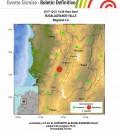 Mapa temblor