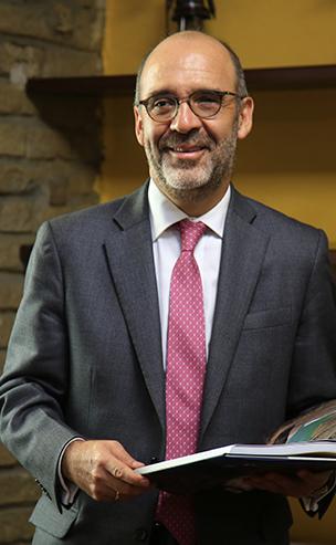 Camilo Sánchez, ministro de Vivienda.