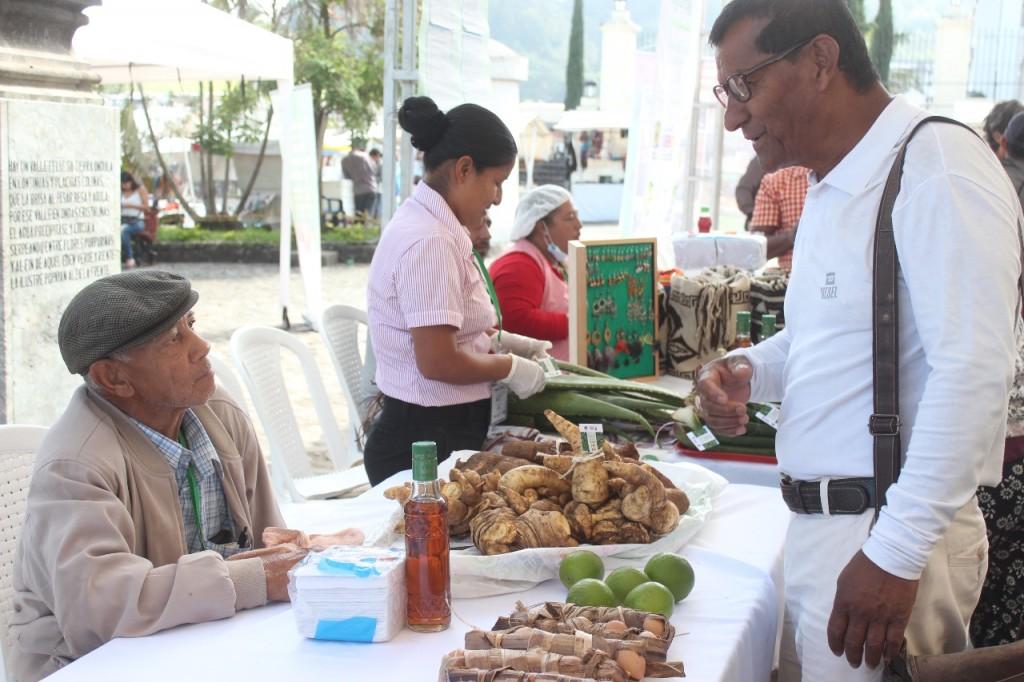 Frutas, verduras y legumbres, producidas de manera orgánica en zona rural de Popayán.