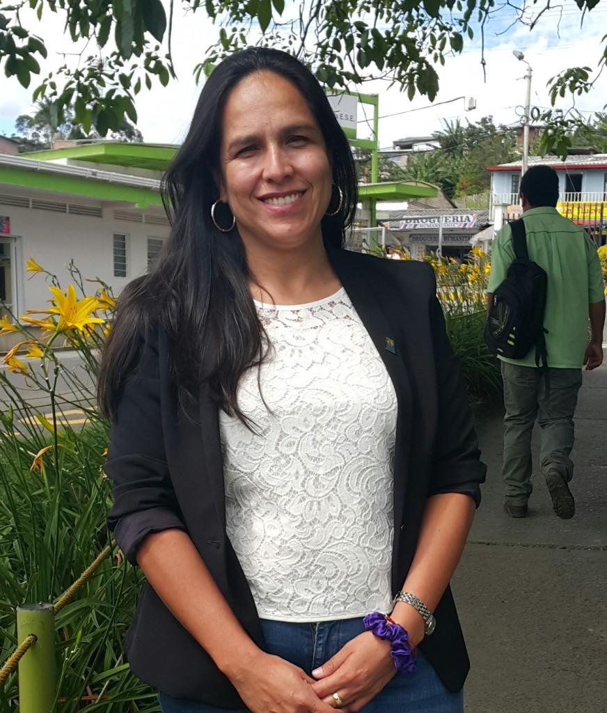La secretaria de Salud del Cauca, Lucy Amparo Guzmán González, hizo un llamado a los padres de familia para que alejen a sus hijos de la pólvora.
