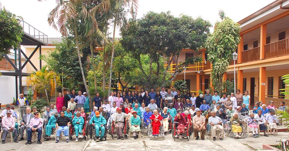 Instituciones como la Fundación Hogar San Vicente de Paúl en Popayán, recibirán un porcentaje del recaudo de la Estampilla del adulto Mayor.
