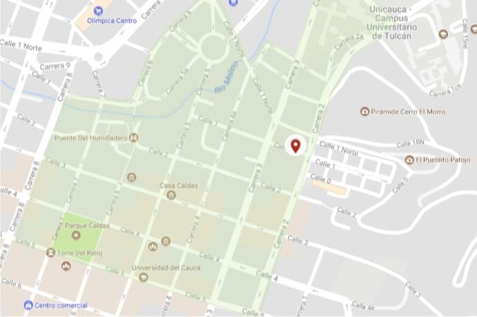 Edificio Saconne ubicación foto3