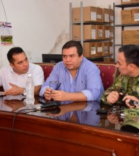 Foto 1 Consejo de seguridad Gobernador
