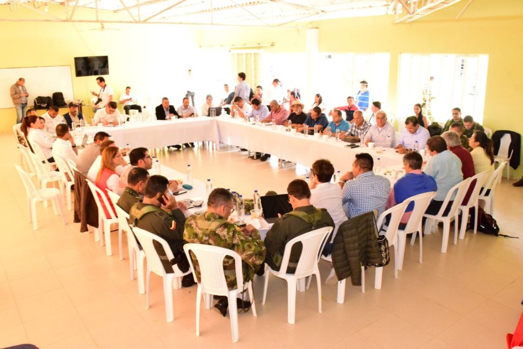 Foto 3 Argelia reunión