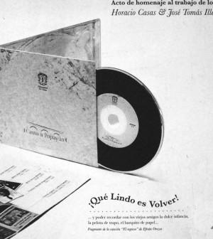 CD lanzamiento
