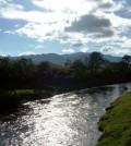 Río Cauca en Paletará