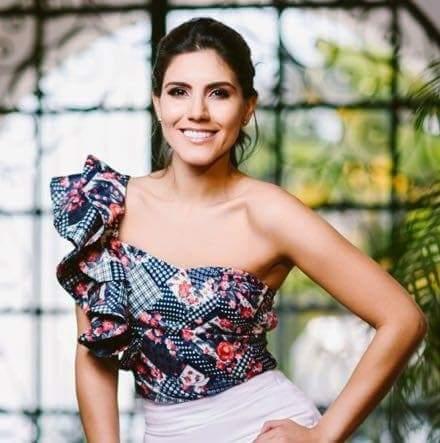 Señorita Cauca Ana María Velasco