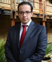 Viceministro de Agua Jorge Carrillo