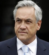 Sebastián Piñera-Chile